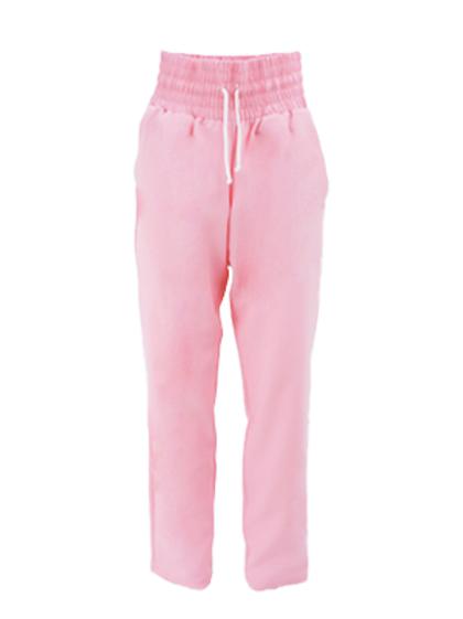 Ladies Natural Selection Baggies - Pastel Pink