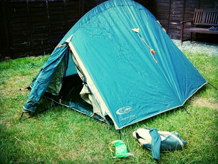 Carry on camping?