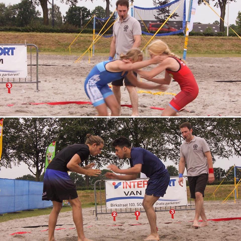 World Beach Wrestling Championships