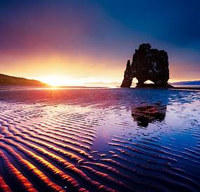 bigstock-Magic-dark-sand-after-the-tide-