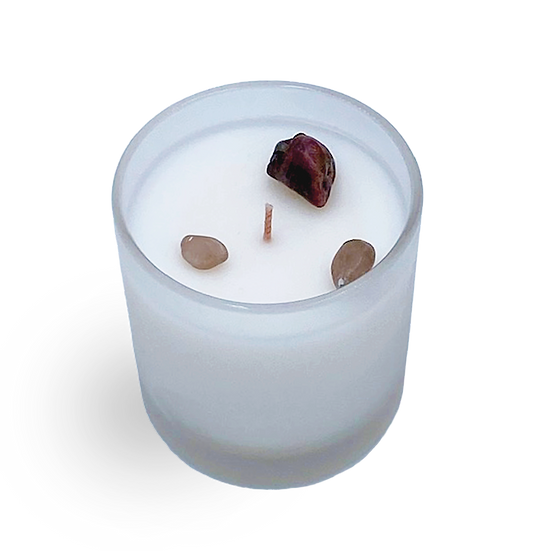 ONE Earth Star Chakra Candle