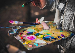 bigstock-Palette-And-Paint-Brush-In-Art-