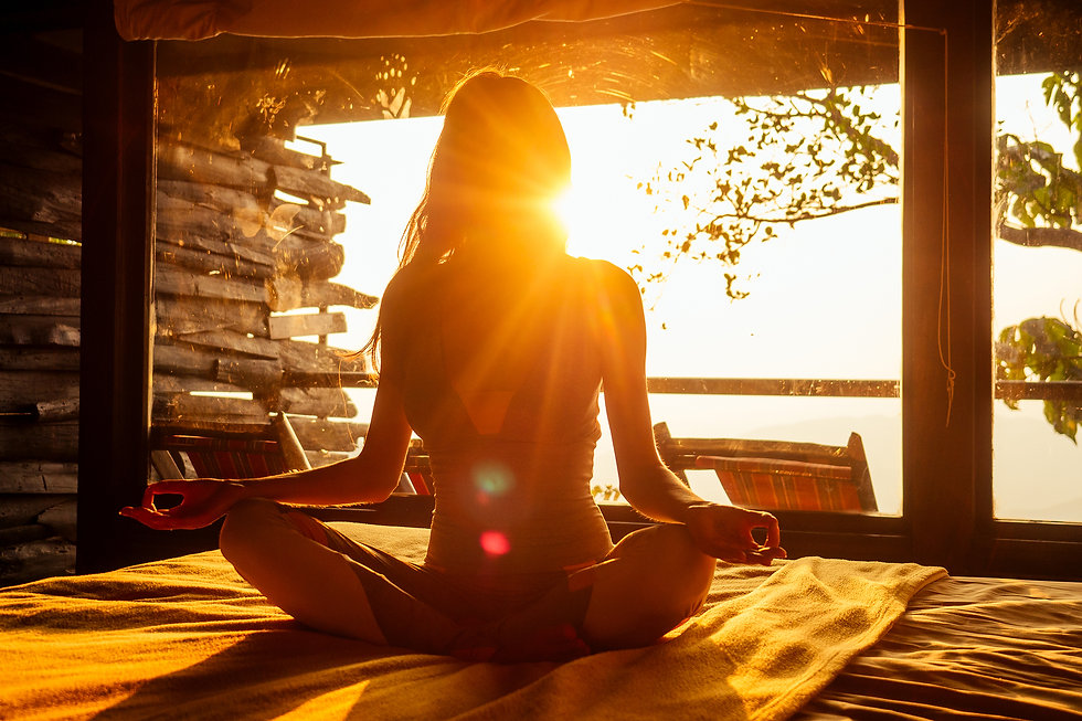 bigstock-Woman-Sun-Rays-In-The-Form-Of--
