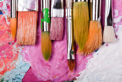 bigstock-Color-Palette-With-Many-Brushe-