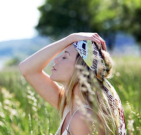 bigstock-Beautiful-blond-woman-in-meado-