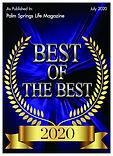 la quinta art celebration best of palm springs award