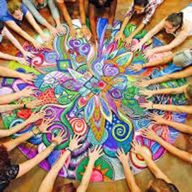 Mandala Integration. June 11th  (7-8:30)