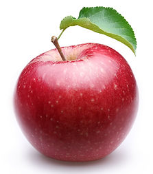 bigstock-Ripe-red-apple-with-a-leaf-Is-1