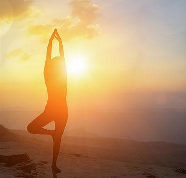 bigstock-Young-Women-Meditate-While-Doi-