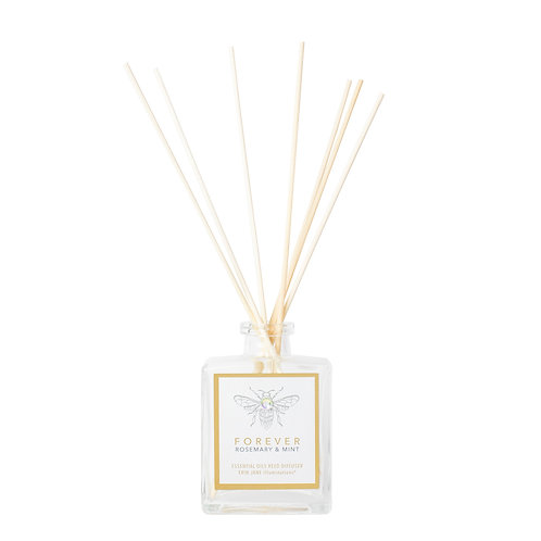 Forever Reed Diffuser | Rosemary & Mint