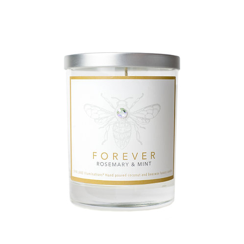 Forever Candle | Rosemary & Mint