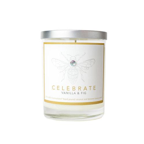 Celebrate Candle | Vanilla & Fig