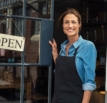bigstock-Portrait-of-a-happy-waitress-s-