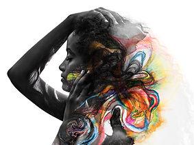 bigstock-Dark-skinned-woman---s-port-206
