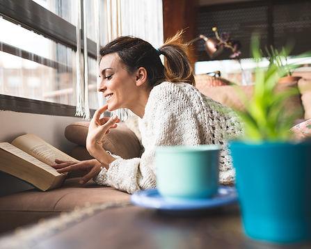 bigstock-Beautiful-Woman-Reading-A-Book-
