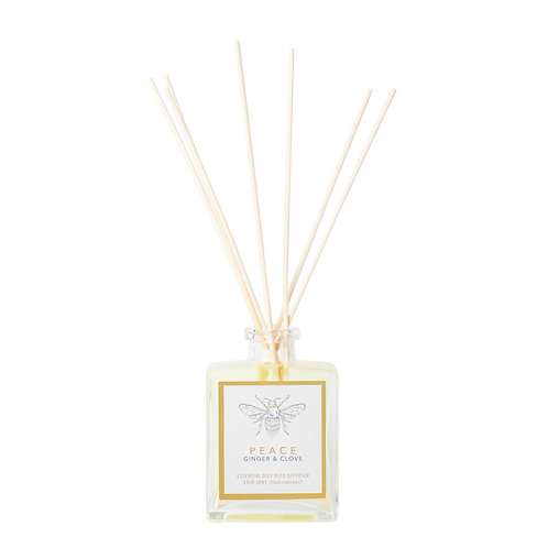 Peace Reed Diffuser | Ginger & Clove
