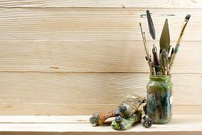 bigstock-Artistic-artist-art-Used-ar-115