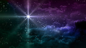 bigstock-Starry-Night-With-Colorful-Clo-
