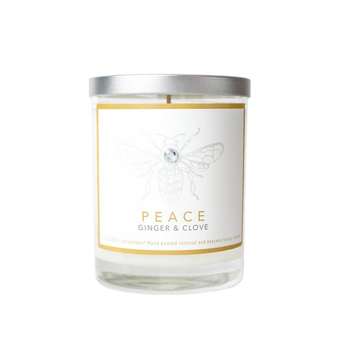 Peace Candle | Ginger & Clove
