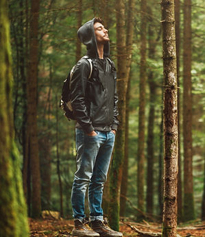 bigstock-Hooded-Man-Posing-In-The-Fores-
