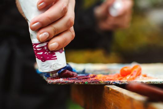 bigstock-Art-Palette-Artistic-Equipmen-2