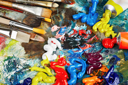 bigstock-Palette-with-oil-paint-and-bru-