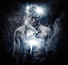 bigstock-Man-with-conceptual-spiritual--