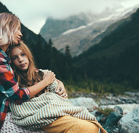 bigstock-Mom-with-daughter-wrapped-in-w-