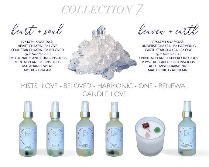 Collection 7: Heart+Soul, Heaven+Earth