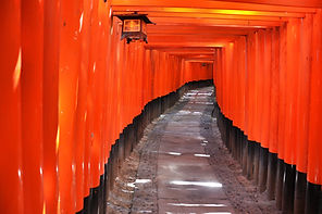 bigstock-Through-The-Orange-Gates-461540