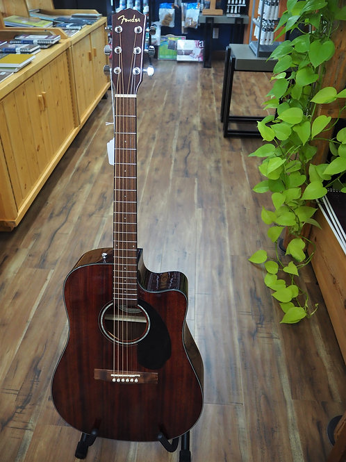 Fender CD60 Mahogany