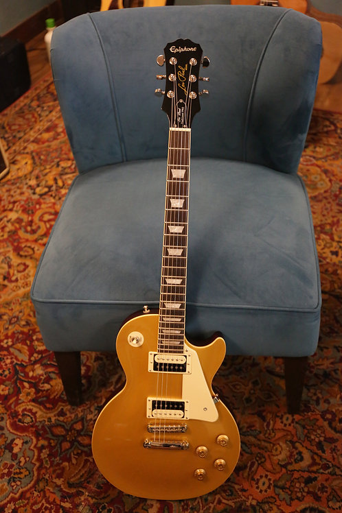 Epiphone Les Paul Traditional Pro / Gold Top