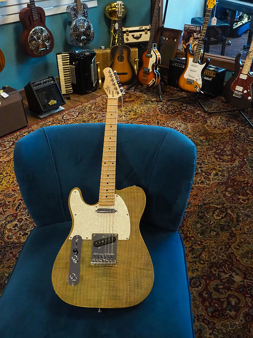 Michael Kelly Left Handed Telecaster