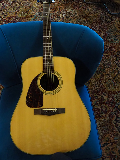 Fender Acoustic Left Handed