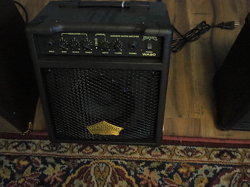 Washburn WA20 Acoustic Amp