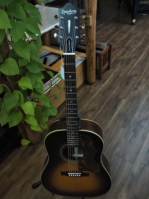 Epiphone Masterbuilt  AJ 45 with case