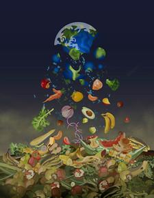 Food-Wated Land