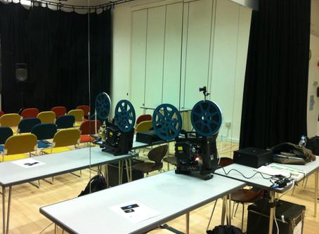 Filmpoetry event with Guy Sherwin, Jennifer Wicks and Jen Hadfield.