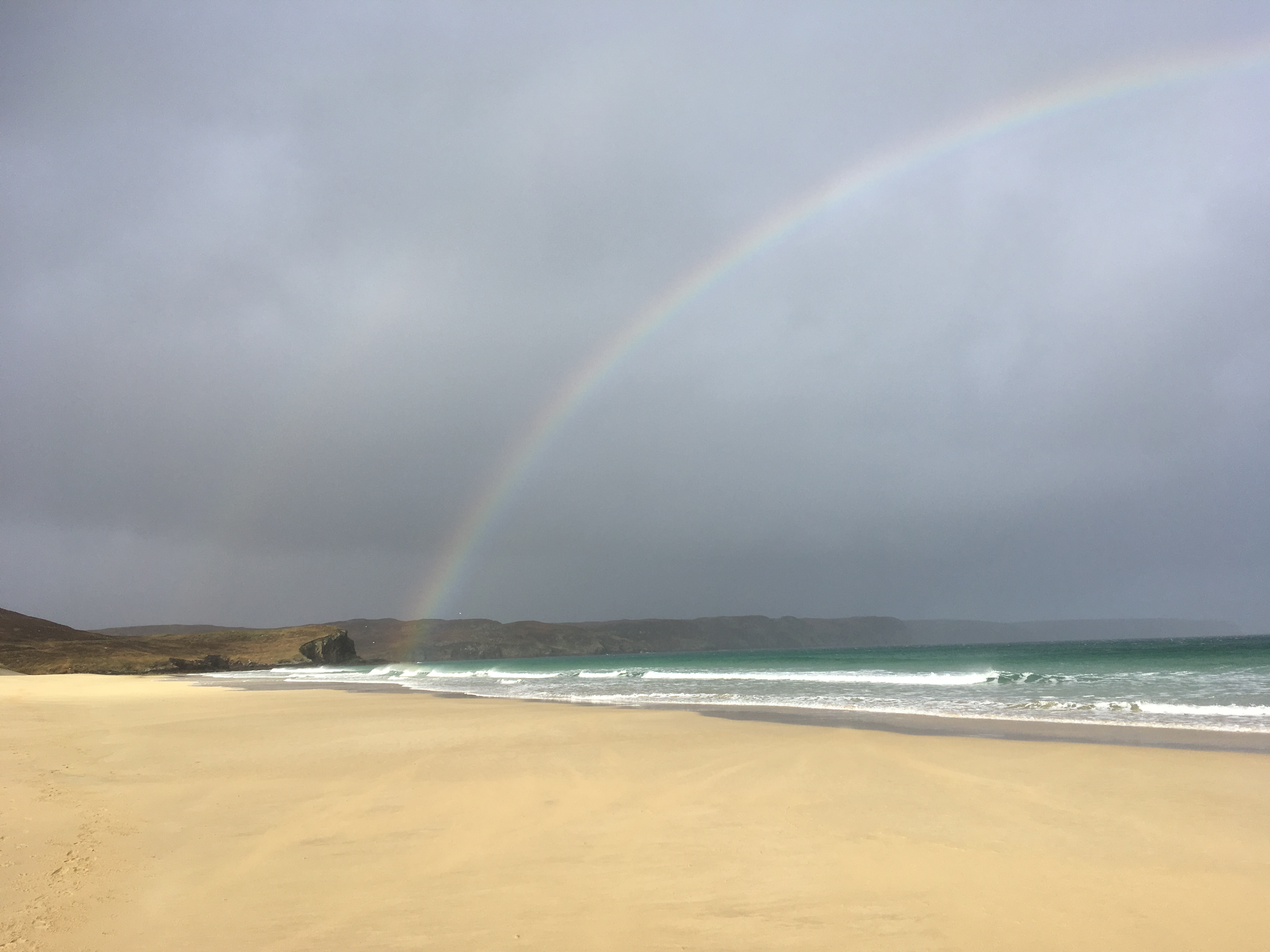 Tolsta beach Isle of Lewis