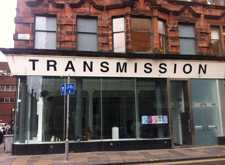 Fields of Wheat - Members show, Transmission Gallery, Glasgow.