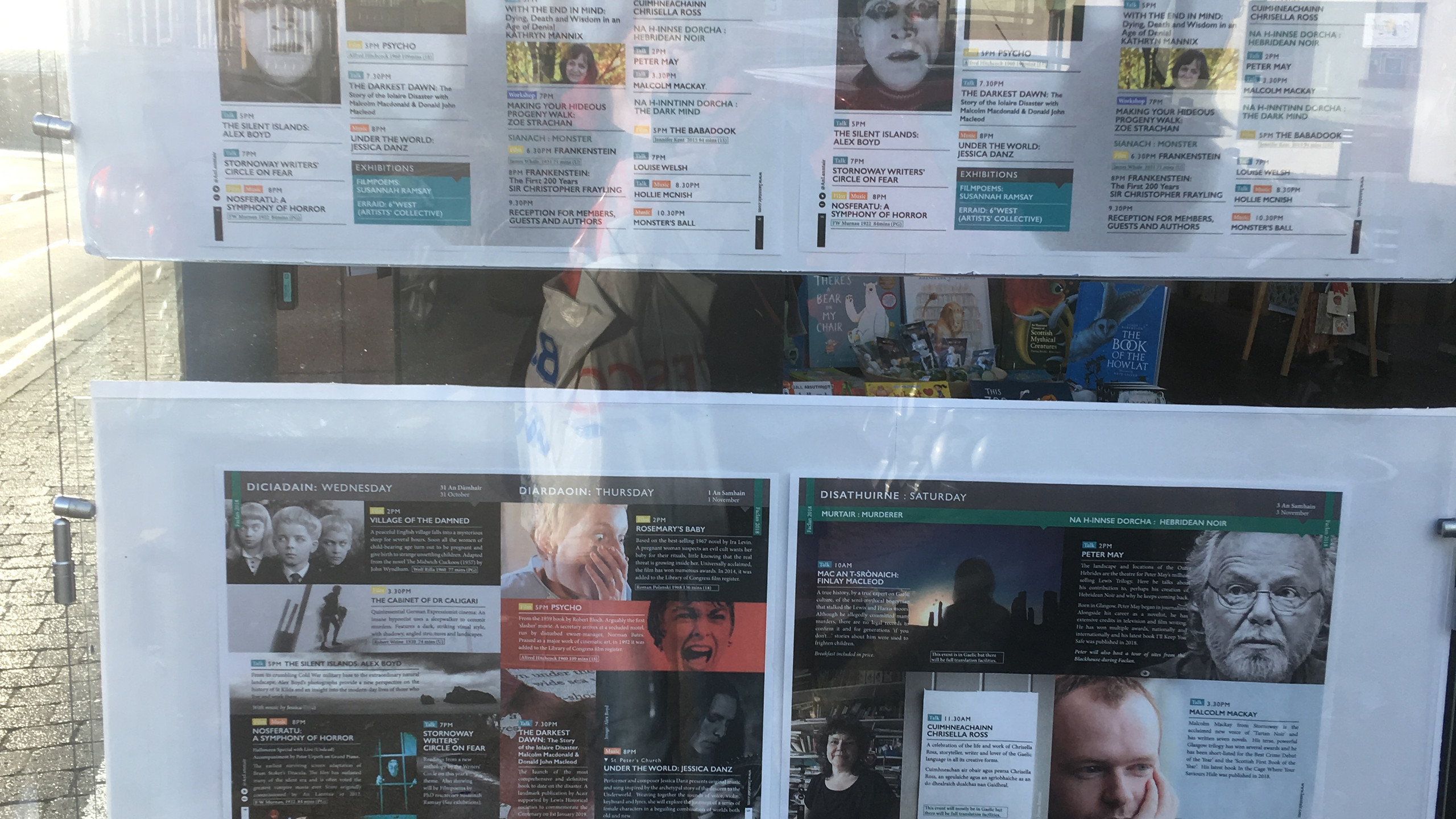 What's on at An Lanntair