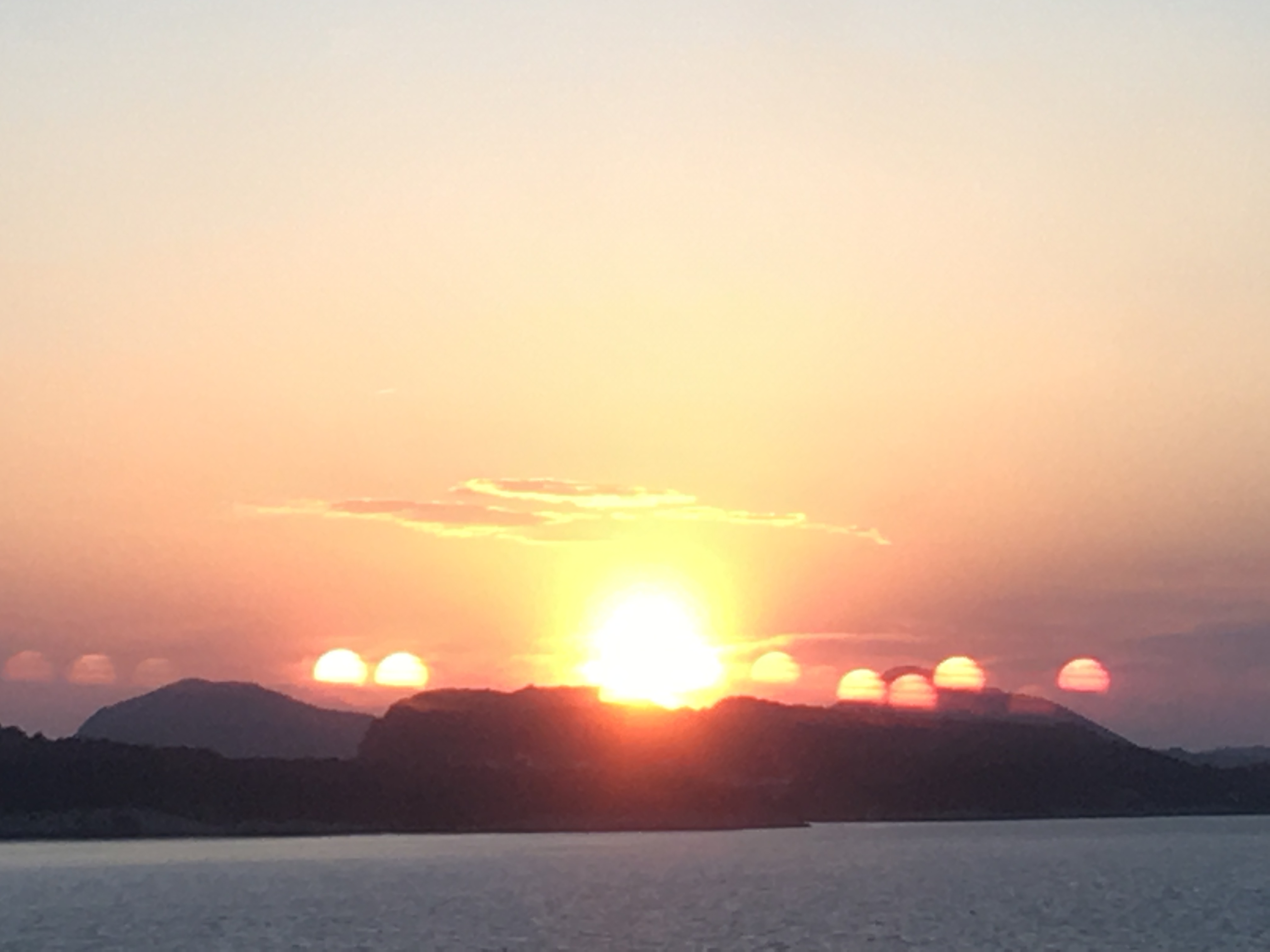 Croatian sun