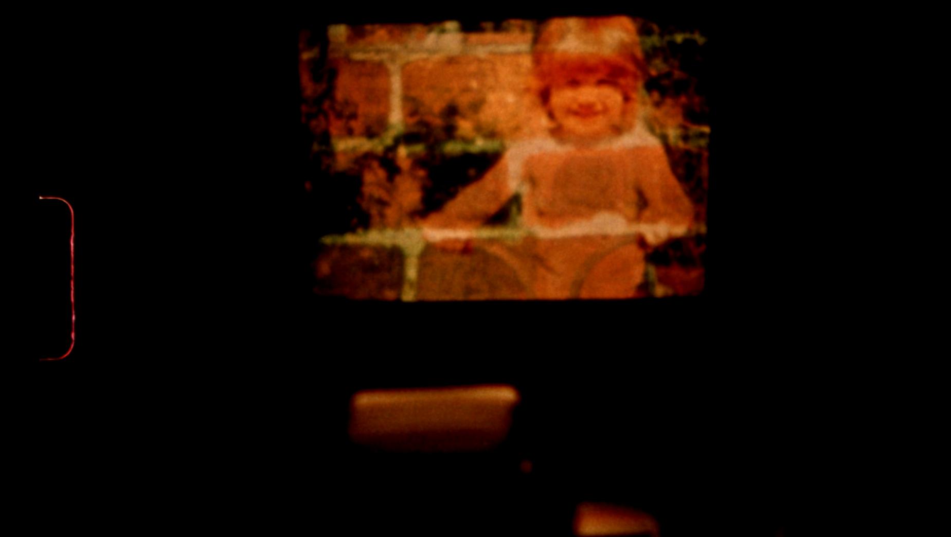 Super 8mm film footage, Imprint