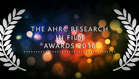 AHRC Research in Film Awards 2016