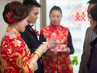 出嫁了!新娘入門儀式逐個睇