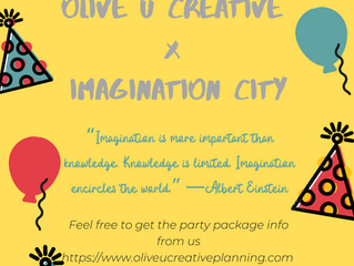 OLive U Creative Planning X My Imagination City