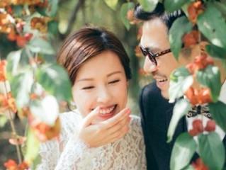 不一樣的香港Prewedding-當一次電影主角