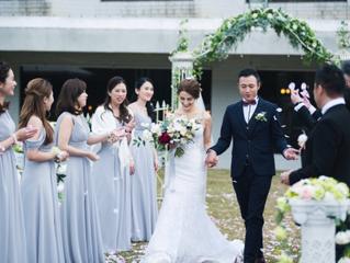 完婚了k&J ⋯⋯辦一個不令自己後悔的婚禮