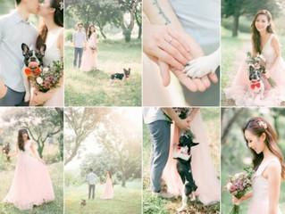 Fine Art Pre wedding 事前小準備, 衣著飾物篇