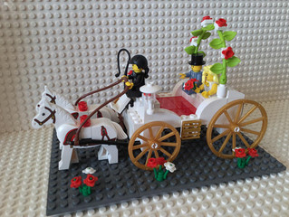 Lego Lover- Cake Toppers